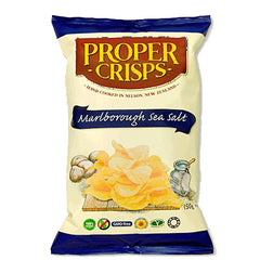 Proper Crisps - Potato Chips - Marlborough Sea Salt | Harris Farm Online