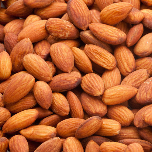 Market Grocer Almonds Roasted 500g , Grocery-Nuts - HFM, Harris Farm Markets