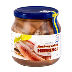 Viking Anchovy Spiced Herrings | Harris Farm Online