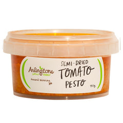 Arlingtons - Dips Pesto - Semi-dried Tomato (150g)