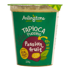 Arlingtons - Tapioca Pudding - Passionfruit | Harris Farm Online