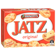 Arnotts Jazt Original 225g