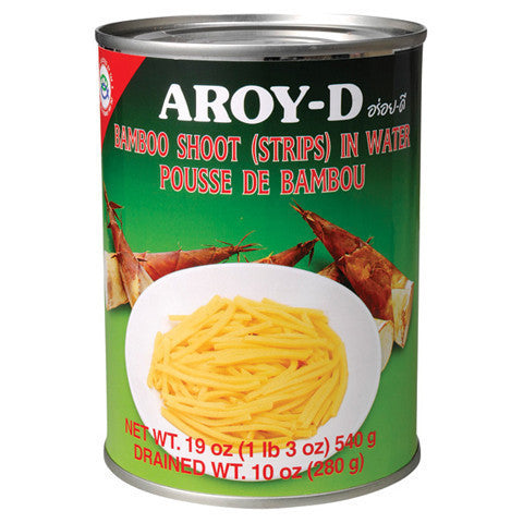 Aroyd Bamboo Shoot Strips 540g , Grocery-Can Veg - HFM, Harris Farm Markets