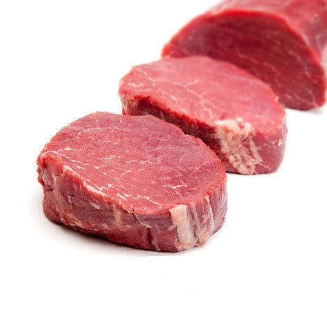 Beef - Eye Fillet (200 - 350g) Organic Grass Fed - Belmore Meats , Frdg5-Meat - HFM, Harris Farm Markets