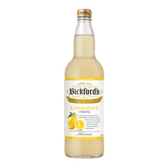 Cordial Lemon Juice 750mL Bickfords