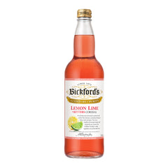 Cordial Lemon Lime Bitt 750mL Bickfords