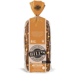 Bills - Bread Multigrain - Wholegrains Activated 7 Seeds Organic (620g)