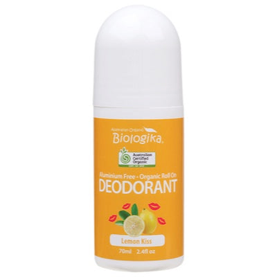Biologika - Deodorant - Lemon Kiss (70mL)