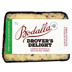 Cheddar Bodalla Dovers Delight 95g , Frdg1-Cheese - HFM, Harris Farm Markets  - 1