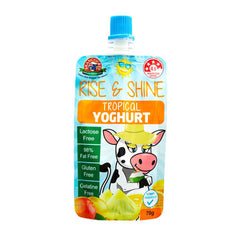Brancourts - Yoghurt Rise/Shine - Tropical Pouch (70g)