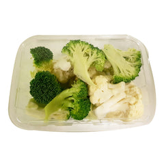 Broccoli Cauliflower - Florets Precut (125g punnet) Harris Farm