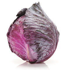 Cabbage Red (whole) , S03M-Veg - HFM, Harris Farm Markets