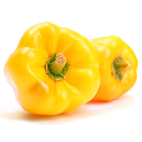 Fresh Capsicum Yellow | Harris Farm Online