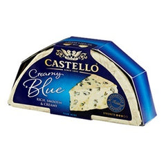 Blue Cheese - Creamy Blue - Castello (150g)
