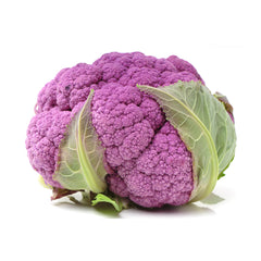 Cauliflower Purple (whole)