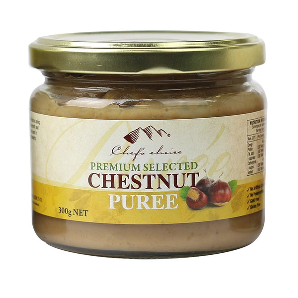 Chefs Choice - Chestnut Puree - Premium Selected (300g)