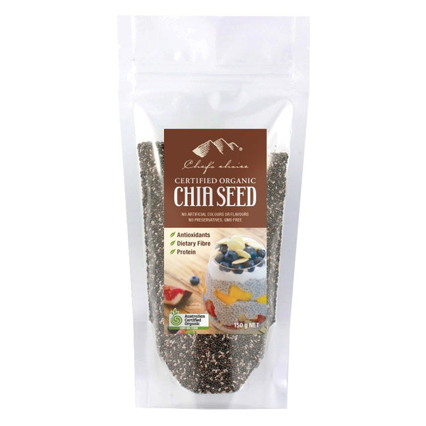 Chefs Choice Chia Seed 150g