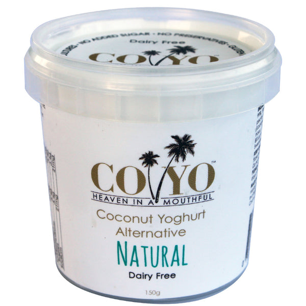 Co-Yo Yoghurt Natural 150g , Frdg2-Dairy - HFM, Harris Farm Markets  - 1