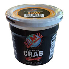 A&T Blue Swimmer Crab Claw Meat 227g