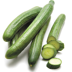 Cucumber Telegraph (each) , S11S-Veg - HFM, Harris Farm Markets