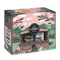 4 Pines Brewing Christmas Beer Pack | Harris Farm Online