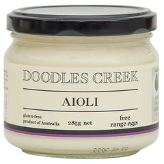Doodles Creek - Mayonnaise - Aioli (285g)