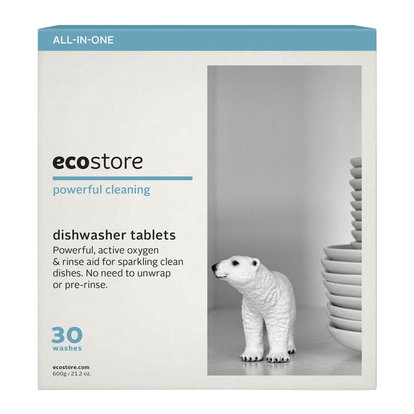 Ecostore - Powerful Dishwasher Tablets (30 washes)