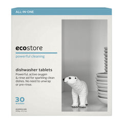 Ecostore Dishwasher Tablets 30 washes