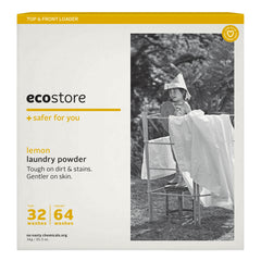 Ecostore Lemon Laundry Powder 1kg