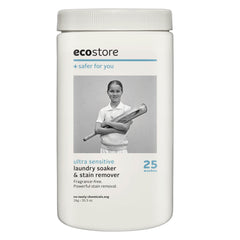 Ecostore - Ultra Sensitive Laundry Soaker and Stain Remover (1kg)