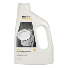 Ecostore Lemon Dishwasher Powder 1kg