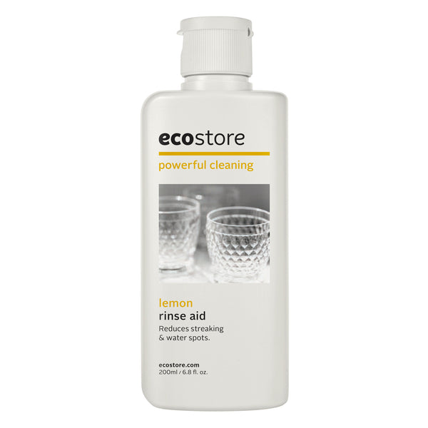Ecostore Rinse Aid Lemon 200ml