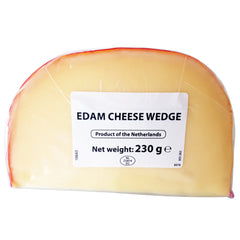 Edam Cheese Wedge 230g
