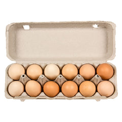 Farmer Rod's Pasture Grazed Free Range Eggs x12 700g