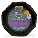 Flinders Estate Shoalhaven Triple Cream Brie Cheese 200g