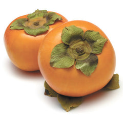 Persimmon Fuyu Sweet (each) , S07S-Fruit - HFM, Harris Farm Markets