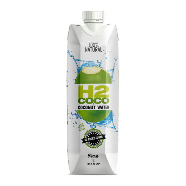 H2Coco Coconut Water 1L