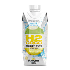 H2Coco - Coconut Water - Pineapple (330mL)