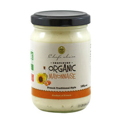 Chefs Choice Organic Mayonnaise 185g , Grocery-Oils - HFM, Harris Farm Markets
