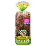 Helgas - Bread Lower Carb - Soy & Toasted Sesame (700g)