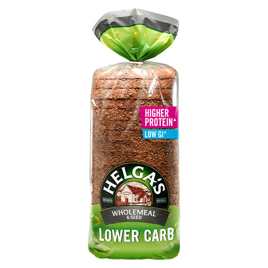 Helgas - Bread Lower Carb - Wholemeal & Seed (700g)