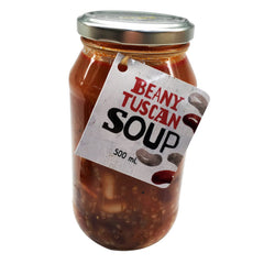 Harris Farm Soup Jar - Tuscan Bean (500mL)