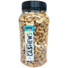 Harris Farm - Cashews Roasted & Salted (950g Tub)