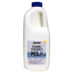 Milk Full Cream Farmer Friendly 2L Harris Farm , Frdg2-Dairy - HFM, Harris Farm Markets  - 1