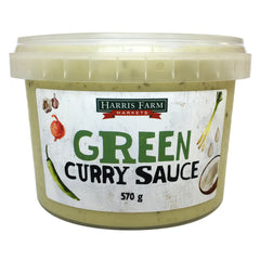 Harris Farm Sauce - Green Curry (570g)