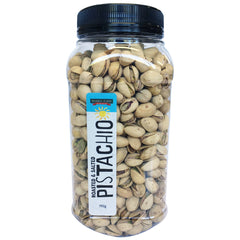 Harris Farm - Pistachios Roasted & Salted (790g Tub)