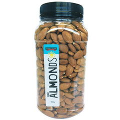 Harris Farm - Almonds Raw (1.1Kg Tub)
