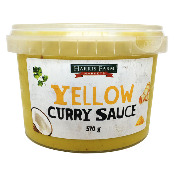 HFM Sauce - Yellow Curry (570g)