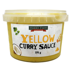 Harris Farm Sauce - Yellow Curry (570g)