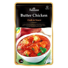 Kohinoor Butter Chicken Cooking Sauce 375g , Grocery-Cooking - HFM, Harris Farm Markets